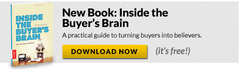 New Book: Inside the Buyer's Brain