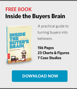 Inside the Buyer's Brain Book