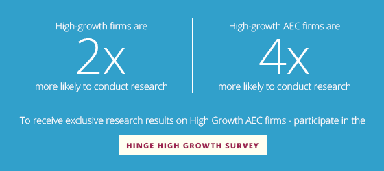 3 Keys to high-growth for AEC Firms